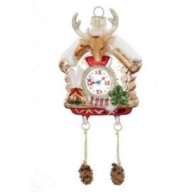 Kerstbal Koekoeksklok Hert
