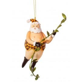 Kerstbal Tarzan Santa