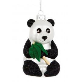 Kerstbal Panda