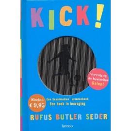 Kick. Een Scanimation prentenboek