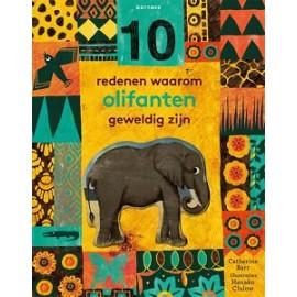 10 redenen waarom olifanten
