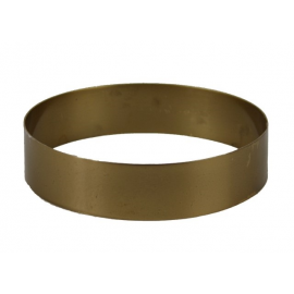 Eno Ring Metal mat gold