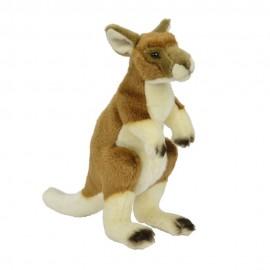 Pluchen Knuffel Kangaroe