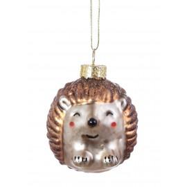 Kerstbal Baby Egel