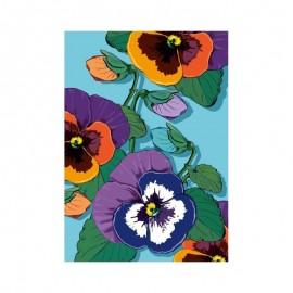 Ansichtkaart Viola