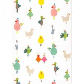 Ansichtkaart Chicken