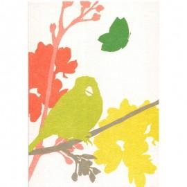 Ansichtkaart Bird