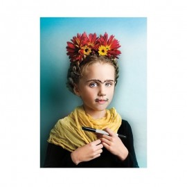 Fotokaart Little Frida