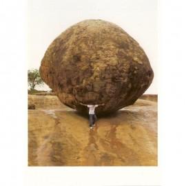 Fotokaart Huge Boulder