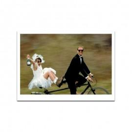 Fotokaart Wedding Couple