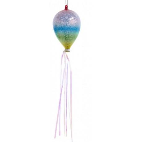 Kerstbal Pastel Ballon B