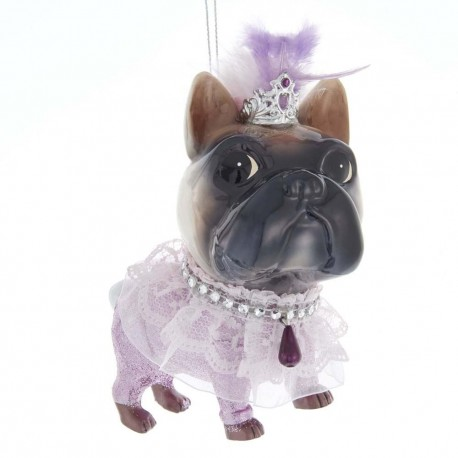 Kerstbal Prinses Hond