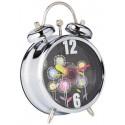 Alarmklok bloemen / wekker Kare Design