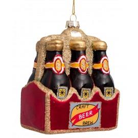 Kerstbal Traytje Bier