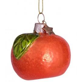 Kerstbal Mandarijn
