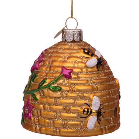 Kerstbal Bijenkorf