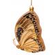 Kerstbal Vlinder Goud
