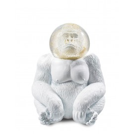 Sneeuwbol Gorilla