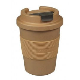 Travel Mug Time Out medium Bruin