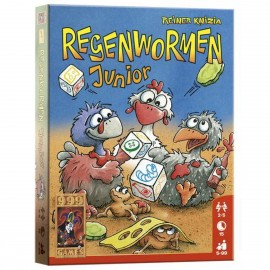 999 Games Regenwormen Junior