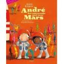 André het astronautje gaat naar Mars