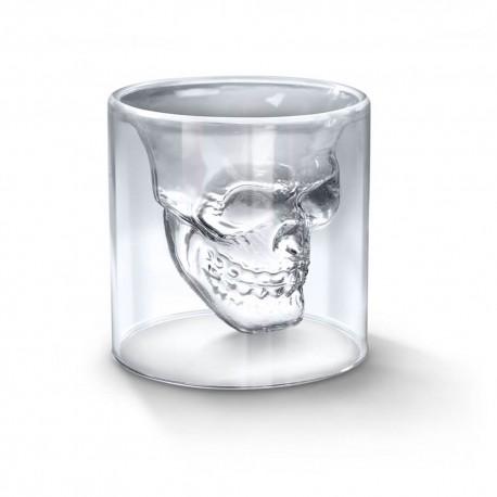 Skull Shot Glas