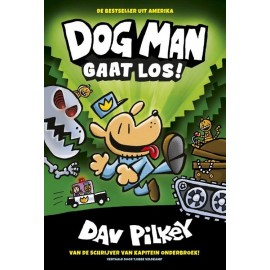 Dog Man 2 Dog Man gaat Los!
