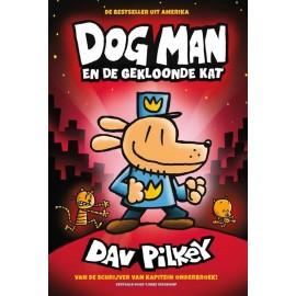 Dog Man 3 Dog Man en de Gekloonde Kat