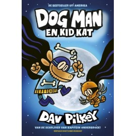 Dog Man 4 Dog Man en Kid Kat
