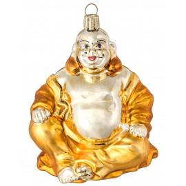 Kerstbal Lachende Buddha