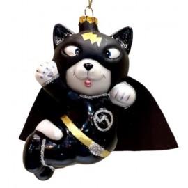 Kerstbal Batcat
