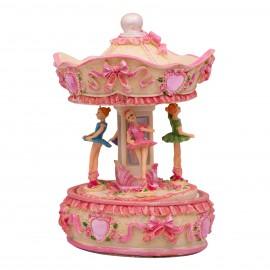 Muziek Carousel Ballerinas