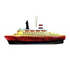 Kerstbal Cruiseschip