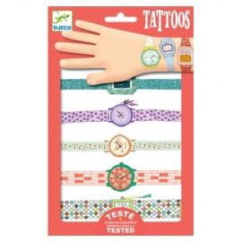 Djeco Tattoos Wendy's Horloges