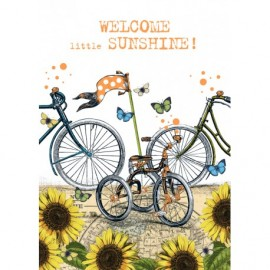 Welcome little Sunshine