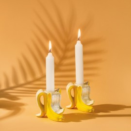 Kandelaar Banana Romance Set