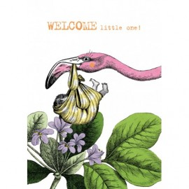 Welcome Flamingo
