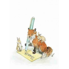 Thankyou Fox