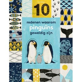 10 redenen waarom pinguïns geweldig zijn