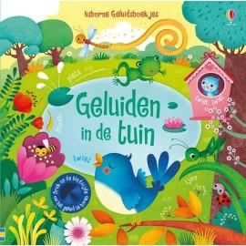 Geluiden in de tuin Geluidenboekje