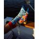 Many Mornings MisMatch Sokken  Yacht Club