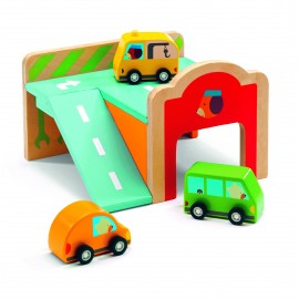Djeco Mini Garage