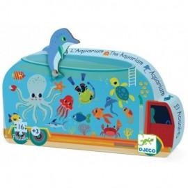 Djeco Puzzel Het Aquarium