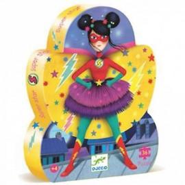 Djeco Puzzel Super Star