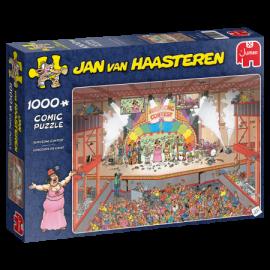 Eurovisiesongfestival Jan van Haasteren 1000st.