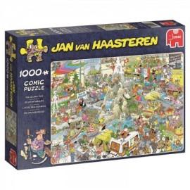 De Vakantiebeurs Jan van Haasteren 1000st.