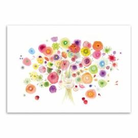Moniek Peek Burst of Blooms