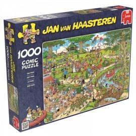 Het Park Jan van Haasteren 1000st.