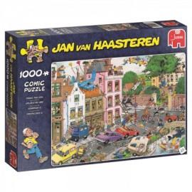 Vrijdag de 13e  Jan van Haasteren 1000st.