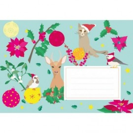 Enveloppe Kerst Collectie